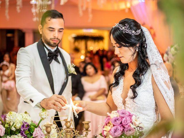 El matrimonio de Laura y Jorge