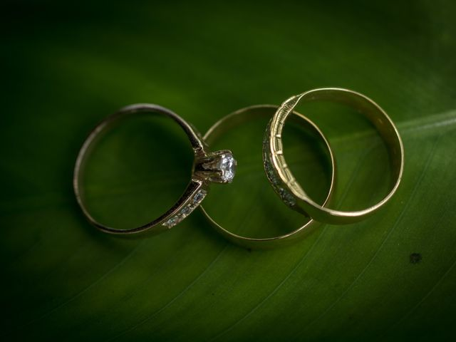 El matrimonio de Gabriel y Miriany en San Felipe, Guainía 2