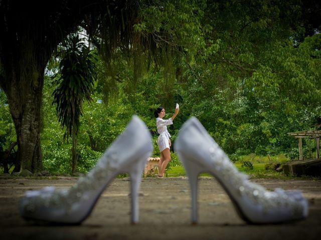 El matrimonio de Gabriel y Miriany en San Felipe, Guainía 3