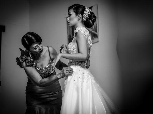 El matrimonio de Gabriel y Miriany en San Felipe, Guainía 9