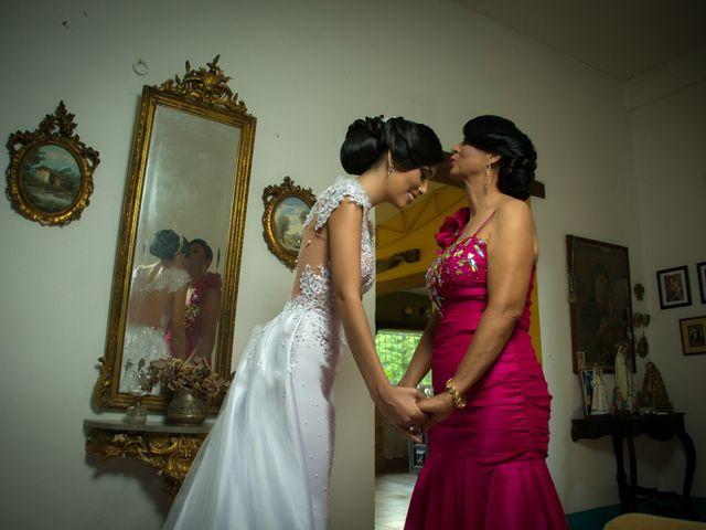 El matrimonio de Gabriel y Miriany en San Felipe, Guainía 10