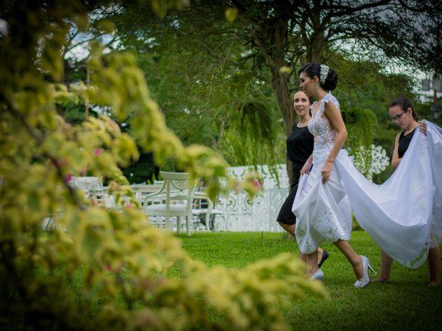 El matrimonio de Gabriel y Miriany en San Felipe, Guainía 11
