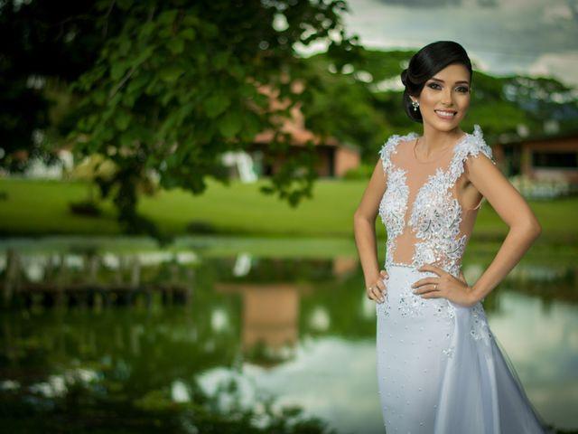 El matrimonio de Gabriel y Miriany en San Felipe, Guainía 14
