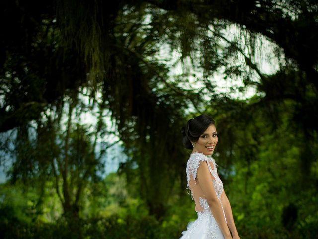 El matrimonio de Gabriel y Miriany en San Felipe, Guainía 17