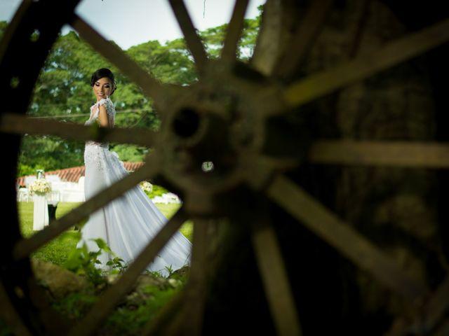 El matrimonio de Gabriel y Miriany en San Felipe, Guainía 18