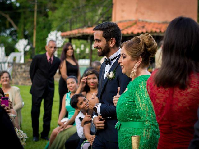 El matrimonio de Gabriel y Miriany en San Felipe, Guainía 35