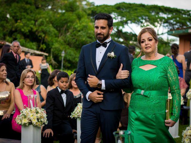El matrimonio de Gabriel y Miriany en San Felipe, Guainía 36