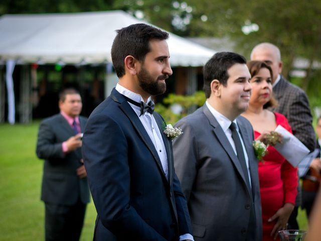 El matrimonio de Gabriel y Miriany en San Felipe, Guainía 37