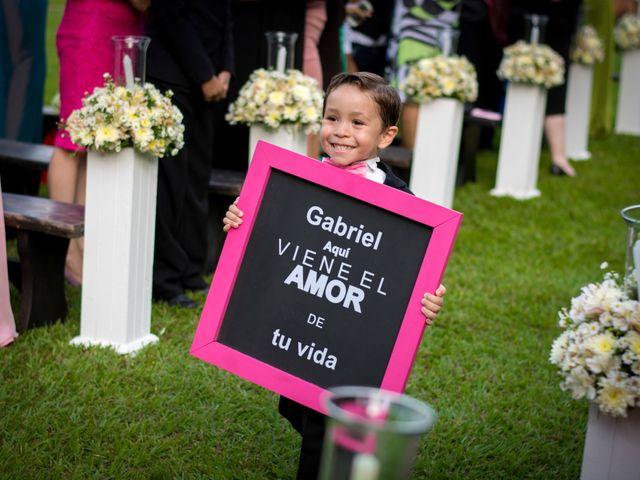 El matrimonio de Gabriel y Miriany en San Felipe, Guainía 39