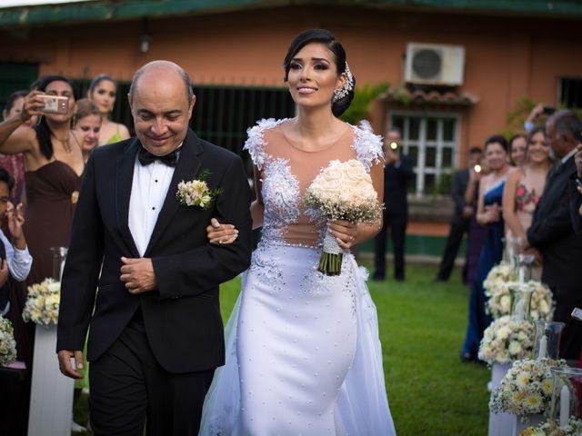 El matrimonio de Gabriel y Miriany en San Felipe, Guainía 41