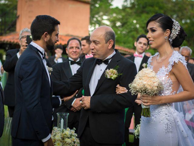 El matrimonio de Gabriel y Miriany en San Felipe, Guainía 43
