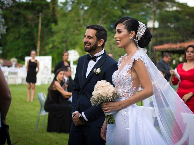 El matrimonio de Gabriel y Miriany en San Felipe, Guainía 44
