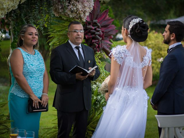 El matrimonio de Gabriel y Miriany en San Felipe, Guainía 45