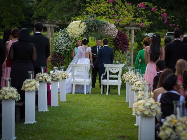 El matrimonio de Gabriel y Miriany en San Felipe, Guainía 46