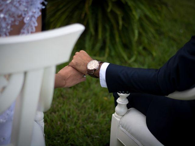 El matrimonio de Gabriel y Miriany en San Felipe, Guainía 47