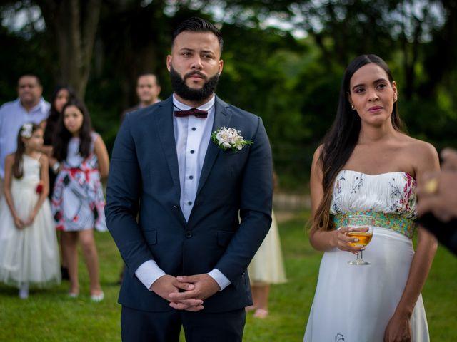 El matrimonio de Gabriel y Miriany en San Felipe, Guainía 51