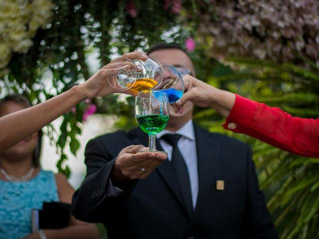 El matrimonio de Gabriel y Miriany en San Felipe, Guainía 52