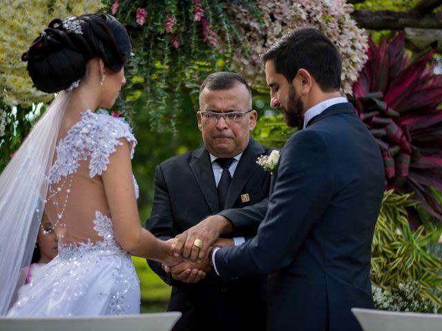 El matrimonio de Gabriel y Miriany en San Felipe, Guainía 54