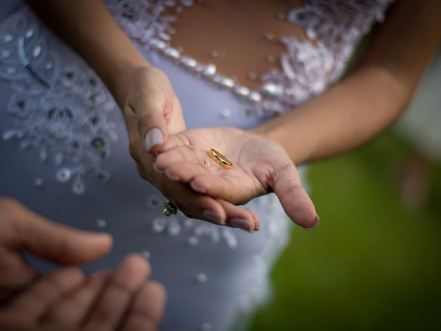 El matrimonio de Gabriel y Miriany en San Felipe, Guainía 55