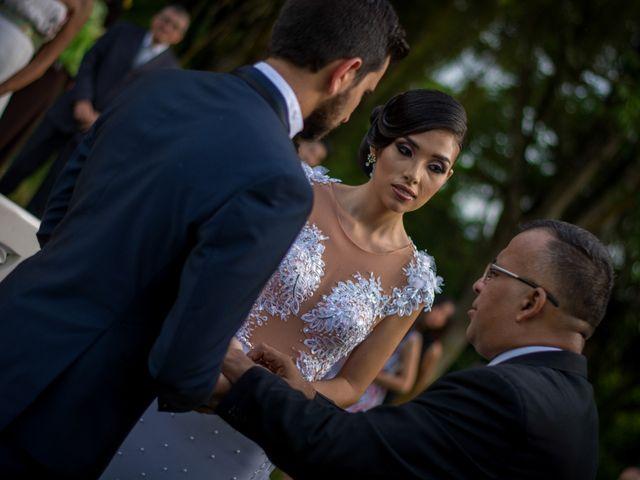 El matrimonio de Gabriel y Miriany en San Felipe, Guainía 56