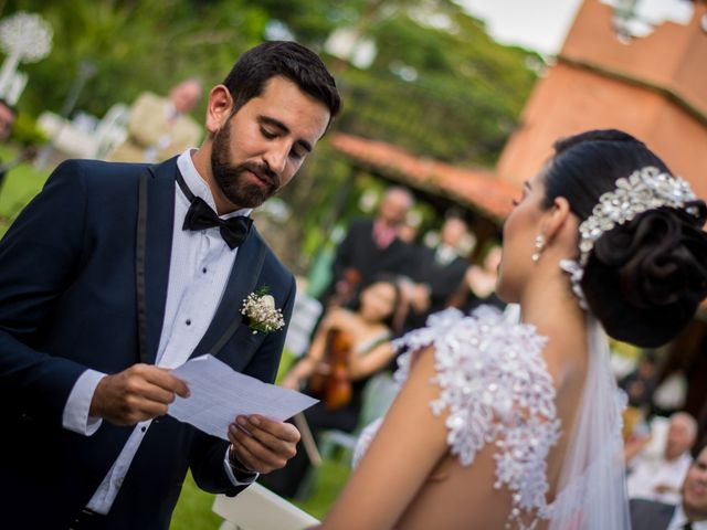 El matrimonio de Gabriel y Miriany en San Felipe, Guainía 57