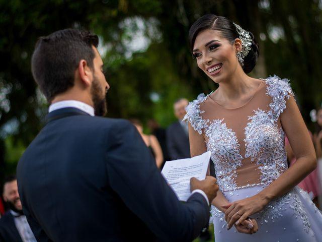 El matrimonio de Gabriel y Miriany en San Felipe, Guainía 58