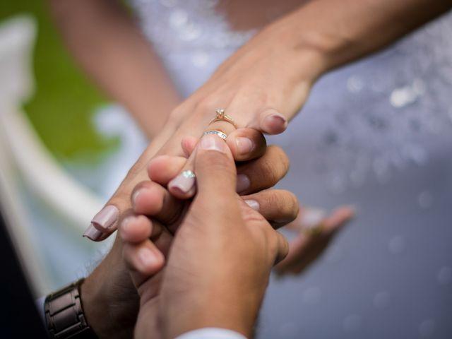 El matrimonio de Gabriel y Miriany en San Felipe, Guainía 59