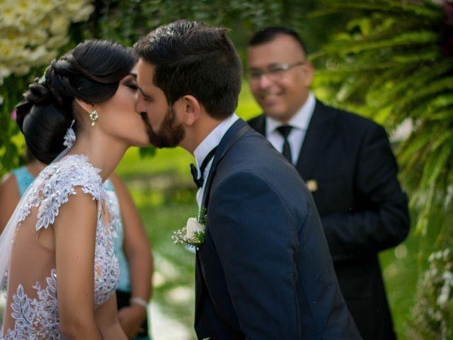 El matrimonio de Gabriel y Miriany en San Felipe, Guainía 64