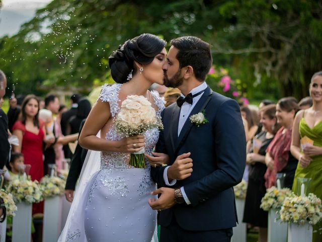 El matrimonio de Gabriel y Miriany en San Felipe, Guainía 66