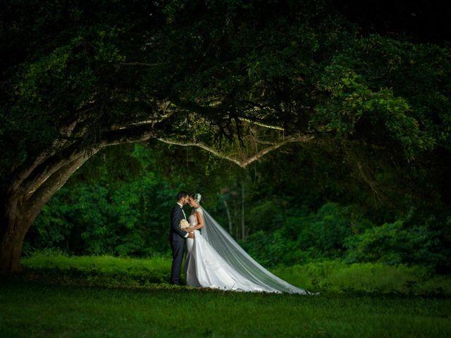 El matrimonio de Gabriel y Miriany en San Felipe, Guainía 72