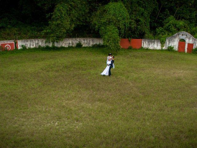 El matrimonio de Gabriel y Miriany en San Felipe, Guainía 73