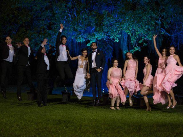 El matrimonio de Gabriel y Miriany en San Felipe, Guainía 77
