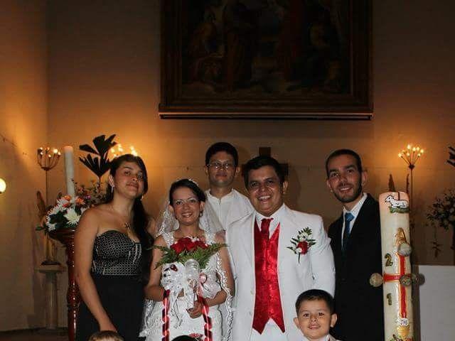 El matrimonio de Gustavo y Andrea en Cúcuta, Norte de Santander 6