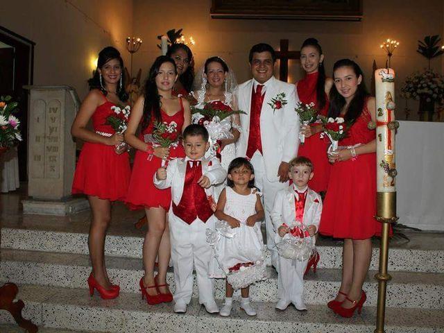 El matrimonio de Gustavo y Andrea en Cúcuta, Norte de Santander 7