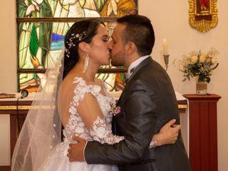 El matrimonio de Oscar y Tania