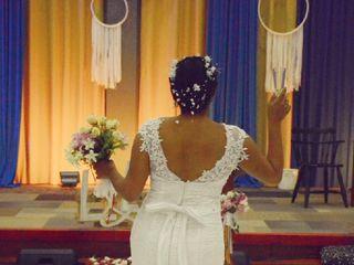 El matrimonio de Leonel y Luz 1