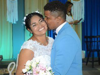 El matrimonio de Leonel y Luz