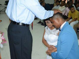 El matrimonio de Leonel y Luz 3