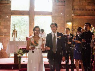 El matrimonio de Patricia y Sebastián  2