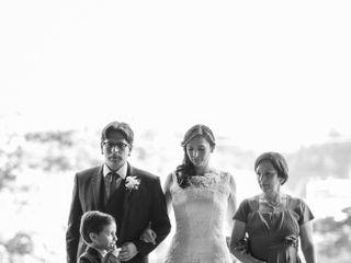 El matrimonio de Cristina y Francisco 2
