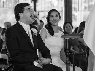 El matrimonio de Cristina y Francisco 3