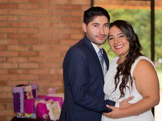 El matrimonio de Jenny y Andrés