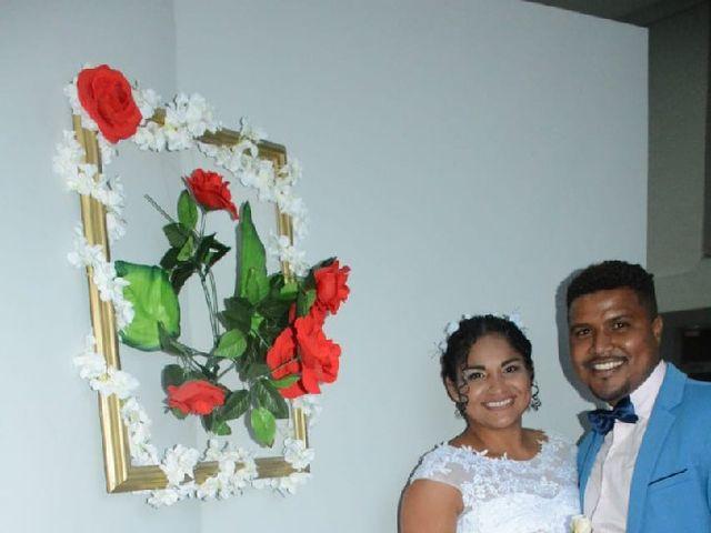El matrimonio de Luz y Leonel en San Andrés, Archipiélago de San Andrés 8