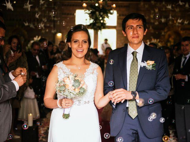 El matrimonio de Sebastián  y Patricia en Bogotá, Bogotá DC 11