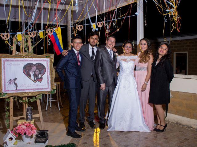 El matrimonio de Urs y Lucy en Tibasosa, Boyacá 17