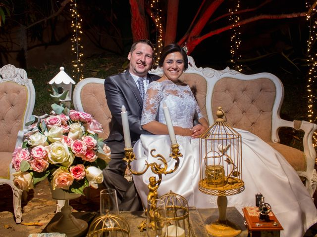 El matrimonio de Urs y Lucy en Tibasosa, Boyacá 1