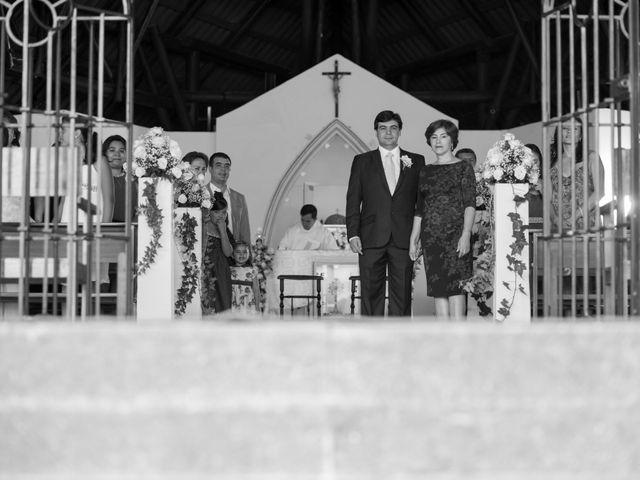 El matrimonio de Francisco y Cristina en Popayán, Cauca 2