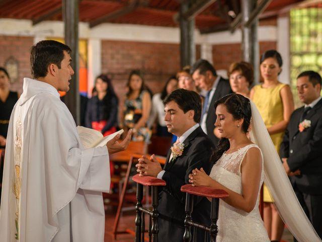 El matrimonio de Francisco y Cristina en Popayán, Cauca 8