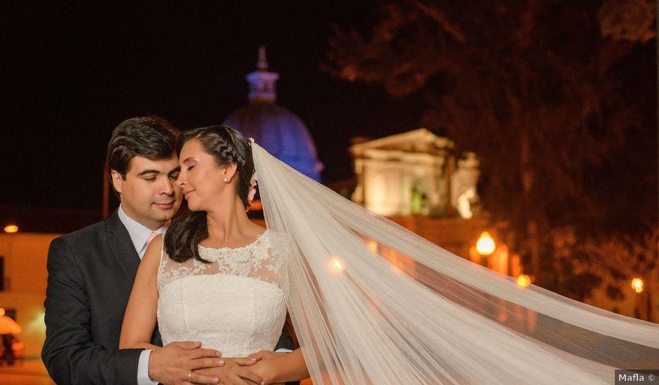 El matrimonio de Francisco y Cristina en Popayán, Cauca