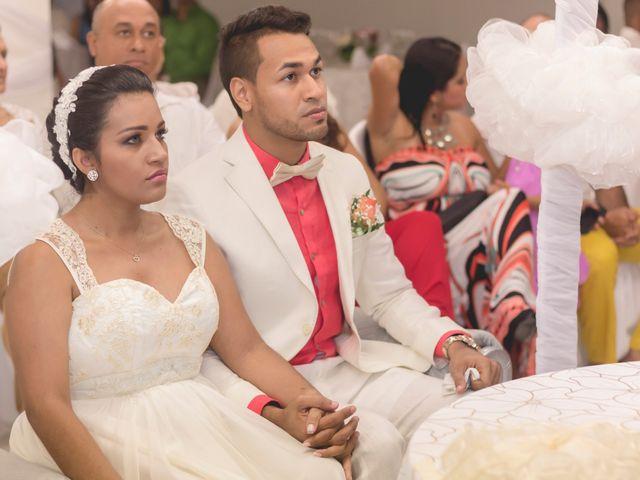 El matrimonio de Lerme y Elieth en Turbaco, Bolívar 24